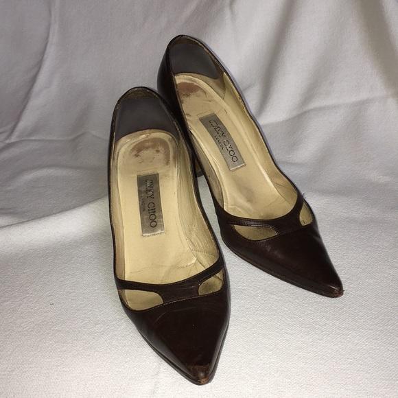 ddd7025f6f Jimmy Choo Shoes - Vintage Jimmy Choo Pumps